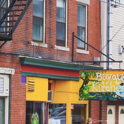Bayou Kitchen Portland Exterior