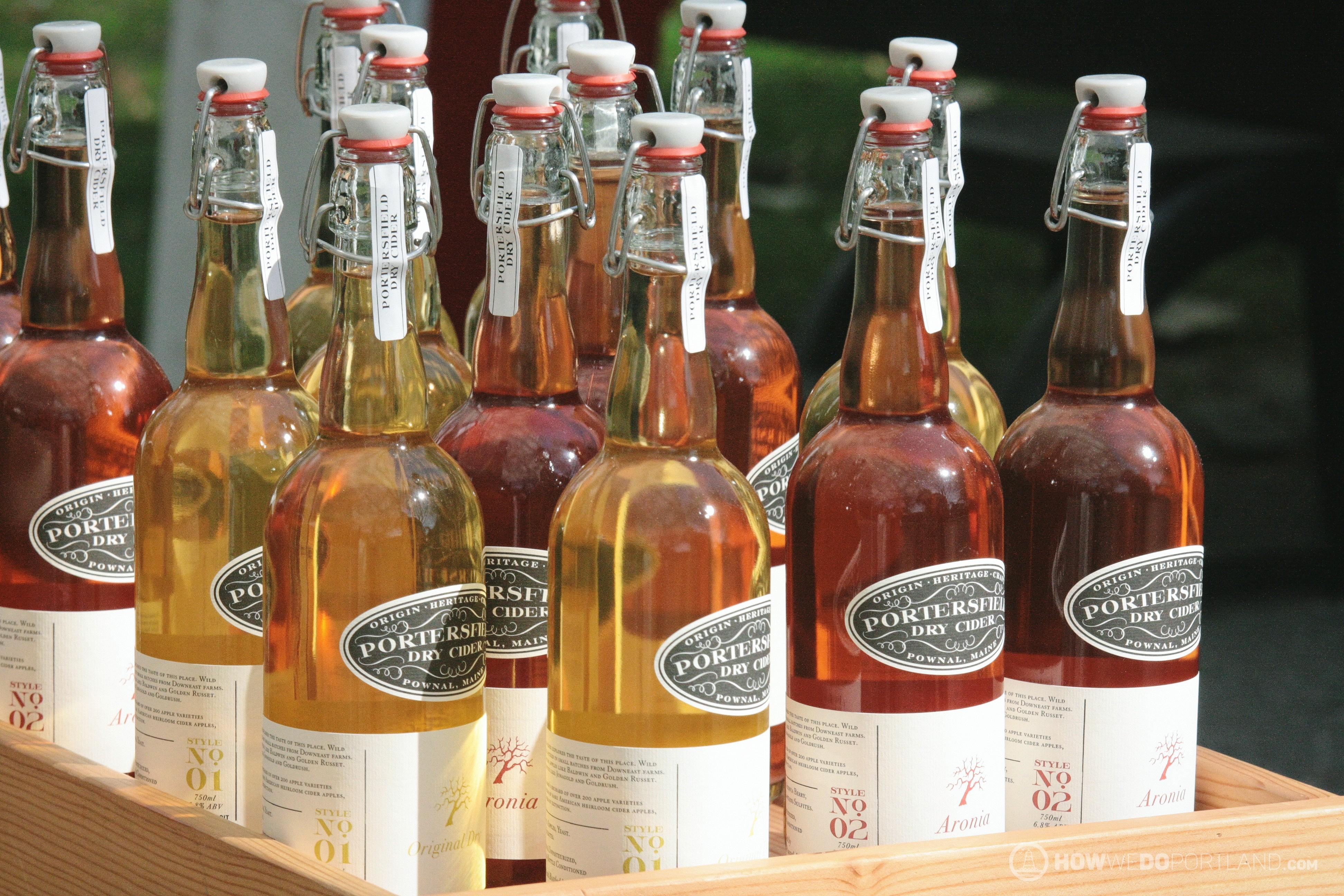 Locally Made Dry Cider