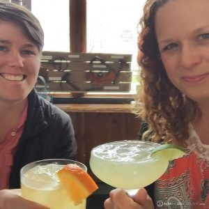 Kristel & Emma at Maine Craft Distilling