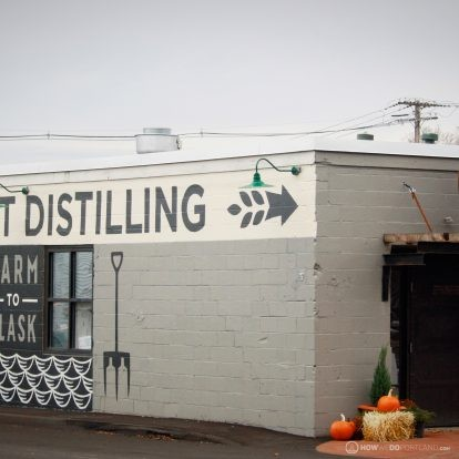 Maine Craft Distilling New Location Portland Maine