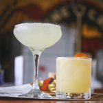 Margaritas at Maine Craft Distilling
