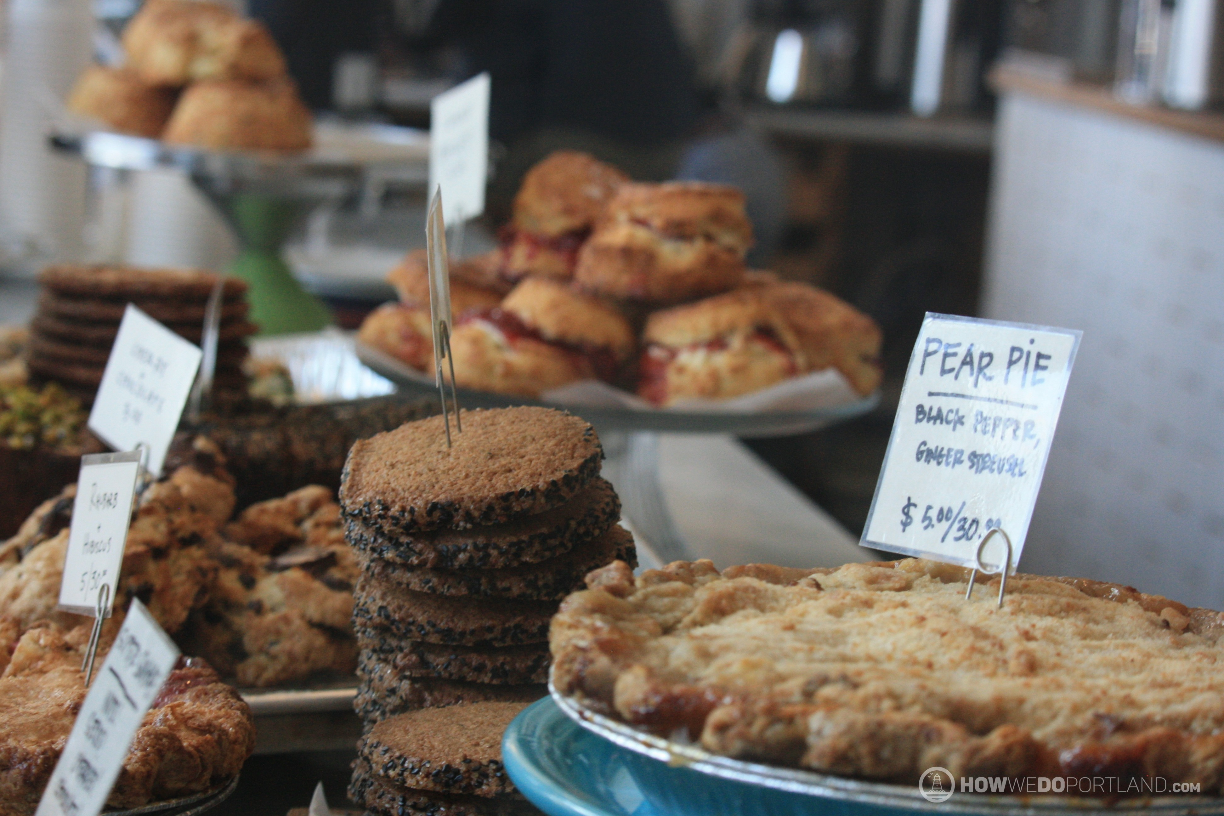 Tandem's Baked Goods