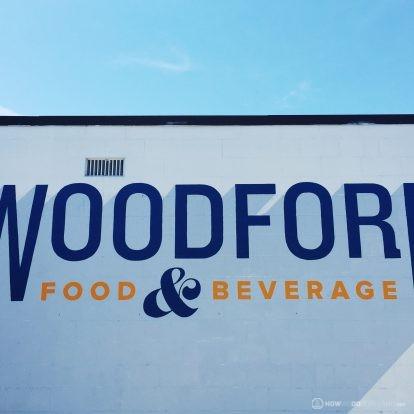 Woodford Food & Beverage Bat Signal