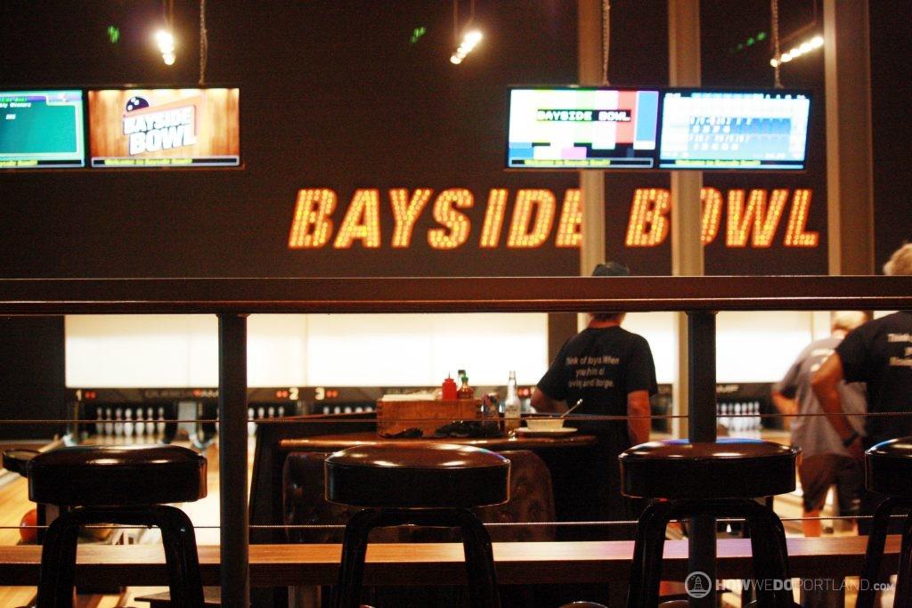 Bayside Bowl Lanes