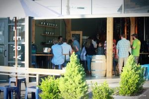 Hardshore Distilling Tasting Room