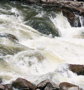 Presumscot Falls