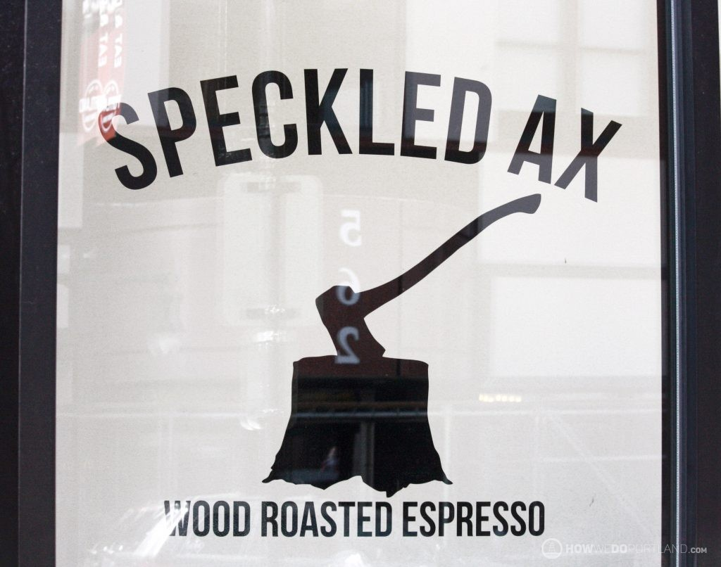 Speckled Ax Coffee Portland Maine