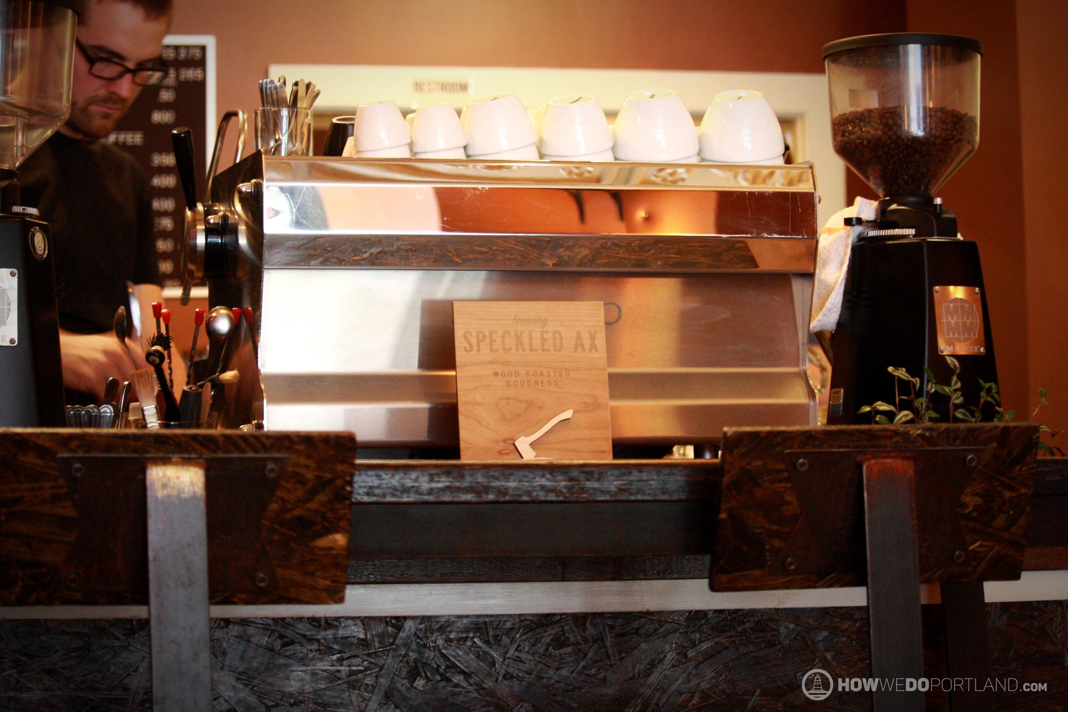 Speckled Ax Espresso