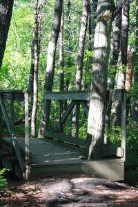 Stroudwater Trail: Sturdy Bridges Help Cross Streams