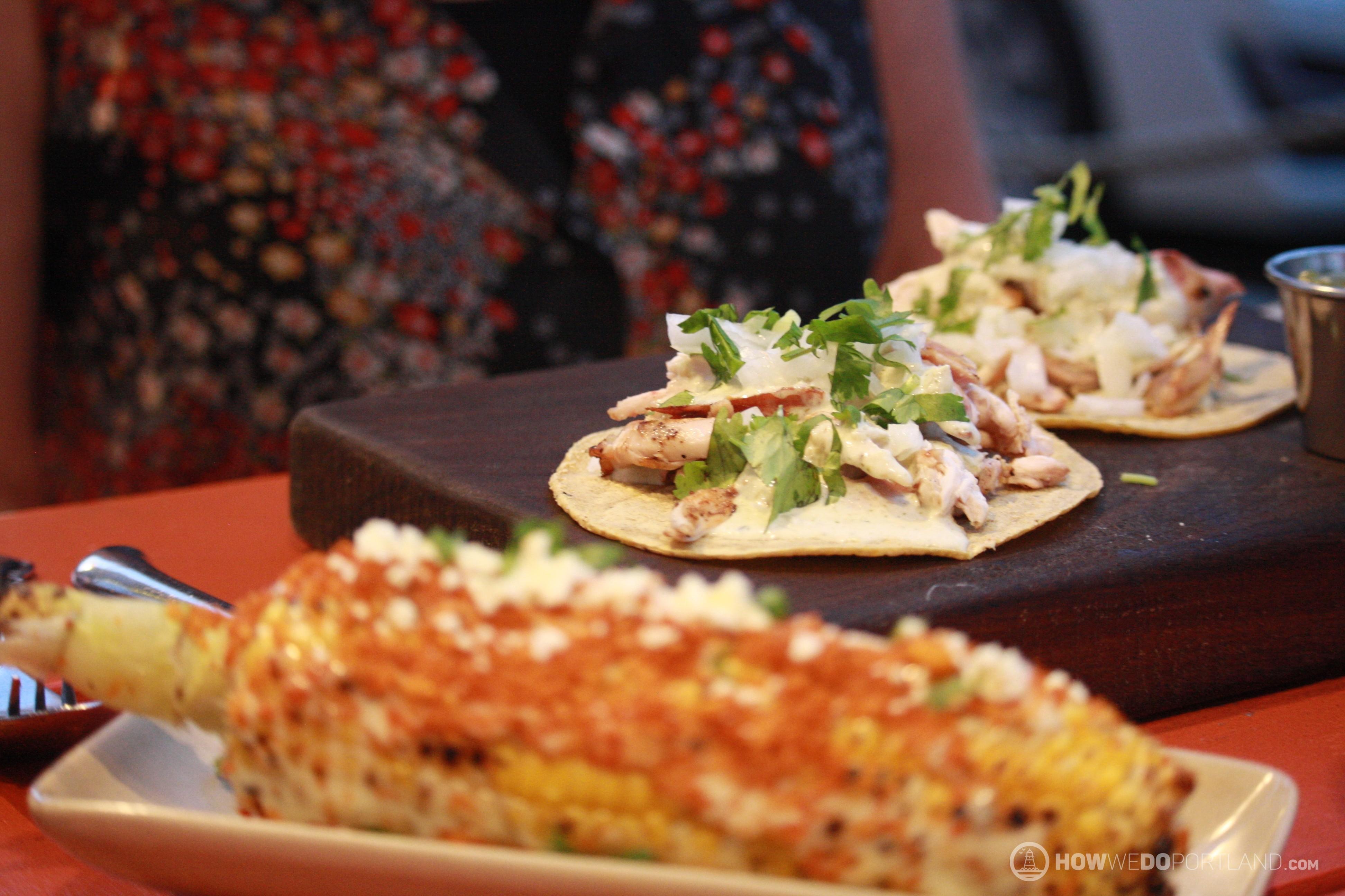 Terlingua tacos & street corn