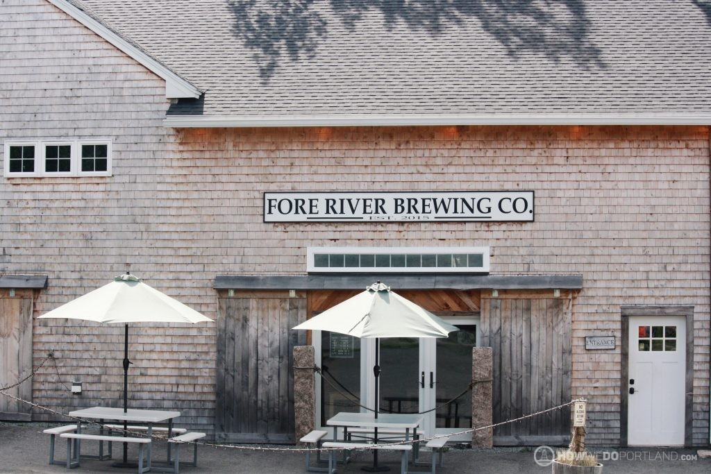 Fore River Brewing