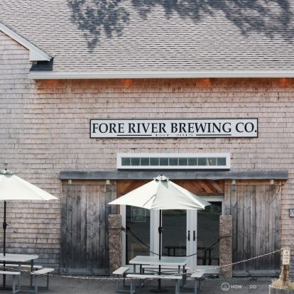 Fore River Brewing Co, South Portland Maine