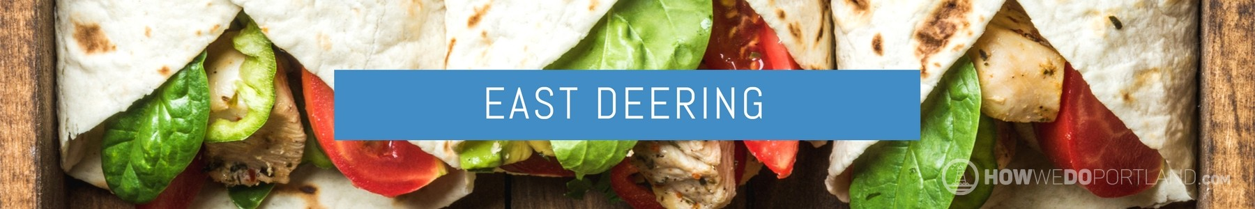 East Deering
