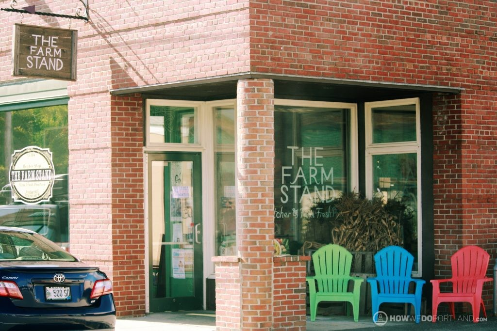 Farm Stand South Portland-Local Grocery Stores in Portland Maine