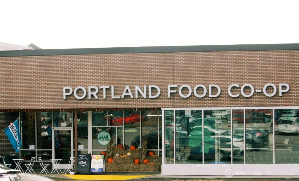 Maine Natural Food Stores