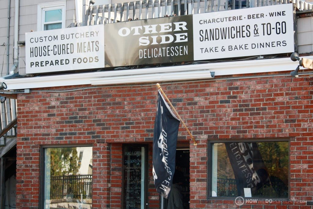 The Otherside Deli Brackett Street West End-Local Grocery Stores in Portland Maine
