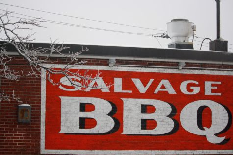 Salvage BBQ Portland Maine