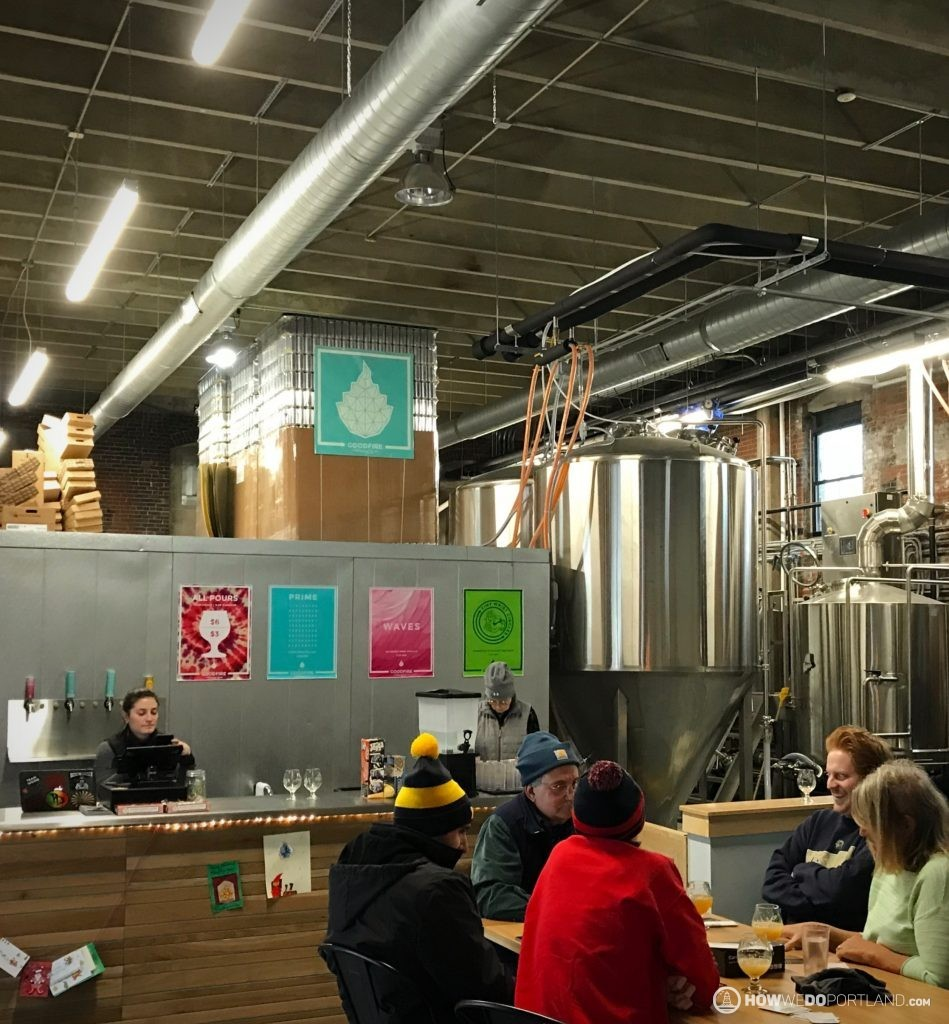 Goodfire Brewing Co